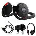 BH503 BLUETOOTH WiRELESS HEADPHONES HEADSET CHARGER FOR Optimus One P500 VARiOUS
