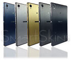 Brushed Metal Edition Skin For SONY XPERIA Z1 Wrap Cover Sticker Protector Case