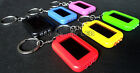 NEW 3 LED Solar Powered Torch Keyring Keychain Light - 6 Colours
