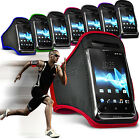 Adjustable Jogging Sports Armband Gym Running / Case Cover Fits Various Mobile