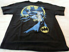 Batman Men's Large & XL Tees Black With Graphics DC Comics