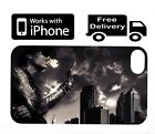 Wiz Khalifa Smoking Iphone Case (4,4s,5) Weed