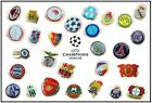 2013/2014 Champions League Football Clubs Enamel Pin Badge... FREE P&P... Nice!