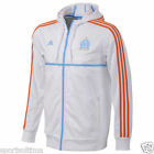 ADIDAS OLYMPIQUE MARSEILLE ANTHEM JACKET MENS 100% AUTHENTIC