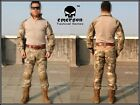 EMERSON Military Tactical Series Airsoft Paintball Combat Uniform Gen2 (A-TACS)