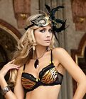 """AXAMI Pushup Bra V-4100 """"Marquise"""" tiger sexy lace mesh cup 30 32 34 36 38 ABCDE"""