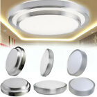 Modern 7W 12W LED Flush Mounted Ceiling Down Light Wall Kitchen Bathroom Lamp