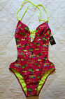 Hollister Women Bikini Bathing Suit Swim Wear Monokini One Piece Set Abercrombie