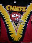 KANSAS CITY CHIEFS  Tie Dye V Dye T-Shirt NFL Licensed NEW $28.99 USD on eBay