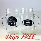 Vinyl Super Bowl Chalkboard Labels - New Black Decal Sticker Helmet Football