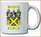 NOON (ENGLISH) COAT OF ARMS COFFEE MUG