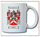 WHEELDON COAT OF ARMS COFFEE MUG