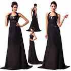 Charming Homecoming Sexy Lady Long Gown Wedding Cocktail Prom Formal Party Dress