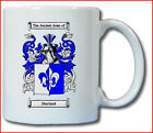 SHARLAND (IRISH) COAT OF ARMS COFFEE MUG