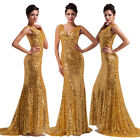 Long Designer So Sexy Celebrity Style Formal Ball Gown Evening Prom Party Dress