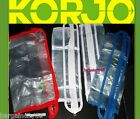 New Korjo Plastic Zipped Travel Luggage Packing Clothes Shoe Storage Bags2/4/6pc