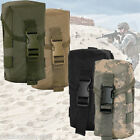 "Quick Release Buckle Closure Triple Ammo Mag Pouch 7 5/8"" x 3 1/4"" x 3 1/8"""