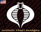 GI Joe Cobra Command vinyl decal sticker wall car laptop many colors/sizes