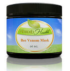 Bee Venom Mask Cream for Day or Night w/ Manuka Honey, Hyaluronic Acid, and Shea image