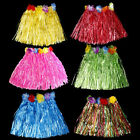 Hawaiian Tropical Hula Luau Grass Skirts Party Favor Birthday Supply