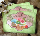 Hang Tags  FRENCH BAKERY CUPCAKE TAGS #186  Gift Tags