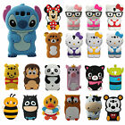 Cartoon Animals New Silicone Rubber Gel Tpu Case Cover For Samsung Galaxy S3 4 5