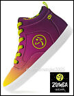 ZUMBA Fitness Impact Max Shoes Trainers w Z Slide~DANCE A...