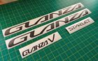 Glanza V Stickers Vinyl Decals Set EP91 Turbo JDM Import for - Toyota Starlet d1