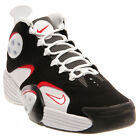 Mens Nike Air Flight One 1 Sneakers Penny 538133-101 DS Black White Red size 10