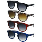 UNISEX STYLISH RETRO ROUNDED FRAME WAYFARER SUNGLASSES UV400 PROTECTION EYEWEAR