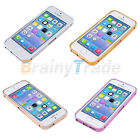 Ultra-thin 0.7mm Aluminum Metal Bumper Case Bezel Frame Multi Color for iPhone 5