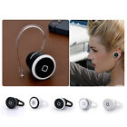 Mini Smallest Wireless Bluetooth Headset Earphone Headphone for iPhone Samsung