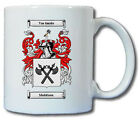 MADDISON COAT OF ARMS COFFEE MUG