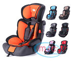 Mcc&reg; 3 in 1 Baby Child Car Safety Booster Seat For Group 1/2/3 9-36kg ECE R44/04 <br/> Harness System Designed &amp; Made in Spain ✔ RRP &pound;69.99✔