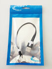 """SHORT 8"""" flat noodle USB Data Sync charger Cable MICRO B USB FOR android phones"""