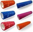 Foam Grid Massage Massager Roller Stretch Exercise Workout Training Gym Fitness