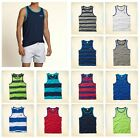 New Hollister by Abercrombie Men Silver Strand & Jack Creek Tank Top Tee Shirt
