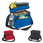 ALL YEAR PICNIC BEER DRINK WATER COOLER LUNCH BAG BAGS BOX Insulated Pocket 10'