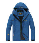 Men's Windproof Thin Outdoor Sports Coat Fishing Tourism Mountaineering CoatJ619