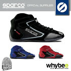 NEW! SPARCO K-MID SL-3 SL3 KART KARTING RACE BOOTS BREATHABLE FABRIC SIZES 36-47