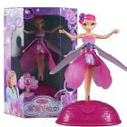 Battery Operate Flying Barbie Fairy Toys Electronic Flying Toy Flying Fairy Doll
