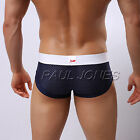 NEW Sexy Men Breathe Hole Underwear Boxers Trunk Briefs Trunks Shorts Size S M L