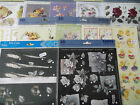 A4 3D Die Cut Decoupage Sheet TwinPack Flowers, Sympathy, Easter Various Designs