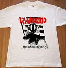 Rancid And Out Come The Wolves Rock Punk T Shirt Operation Ivy NOFX Sizes S-XXL