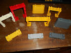TOMY THOMAS TANK ENGINE TRAIN TRACK SUPPORTS VARIOUS