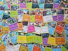 Lot Of 100 Pokemon Cards Commons, Uncommons, Rares XY, Sun & Moon
