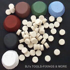 50 FELT POLISHING WHEELS FOR ROTARY TOOL INC A DREMEL + 1 POLISHING COMPOUND