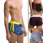 Sexy Mens Sports Underwear Jogging GYM Trunks Shorts Home Pants Swimwear Briefs