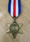Full Size & Miniature Medals, UK made British - 67580