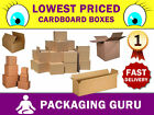 Double Wall Cardboard Boxes Storage, Removals Mailing **Multiple Sizes**